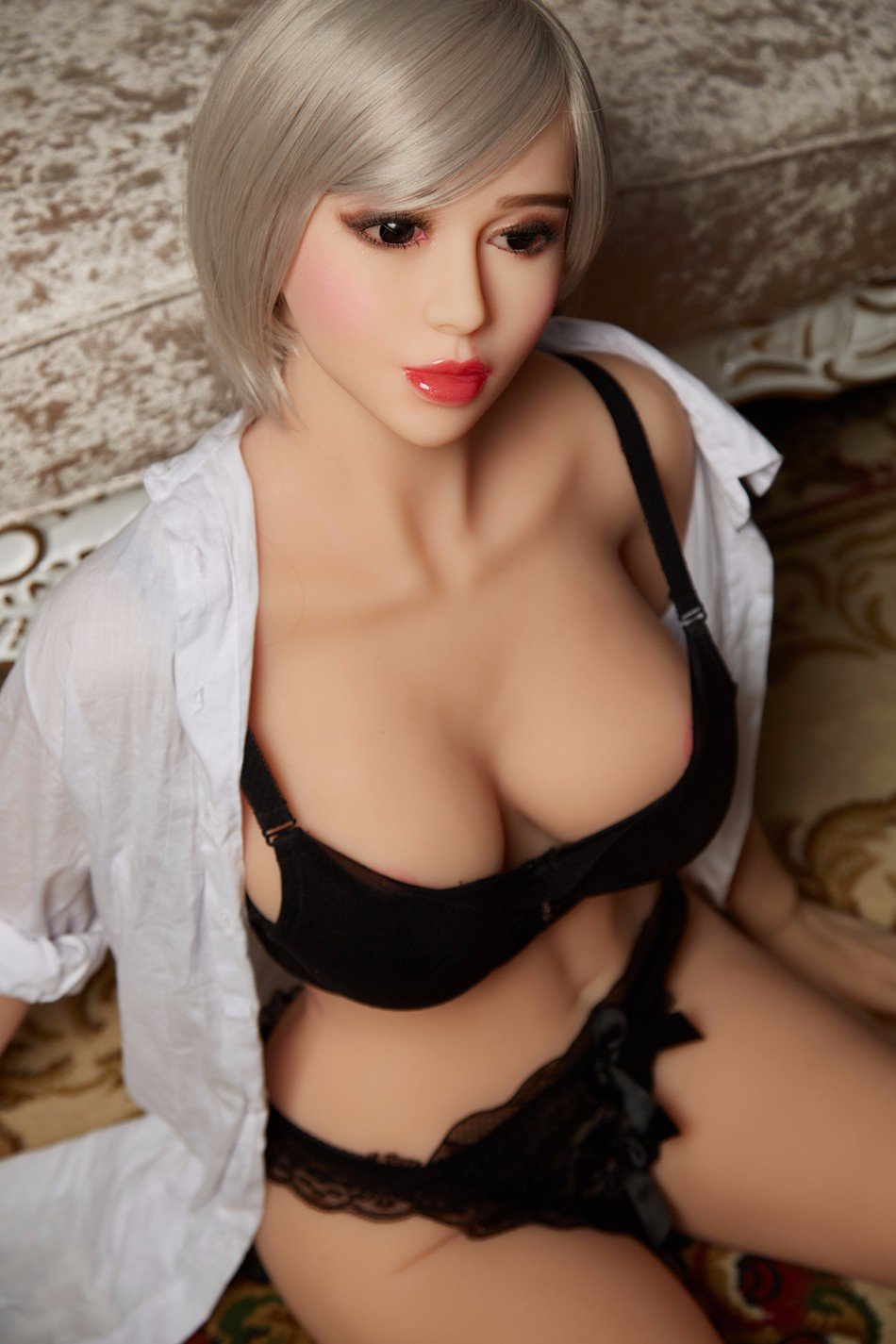 Hentai love doll