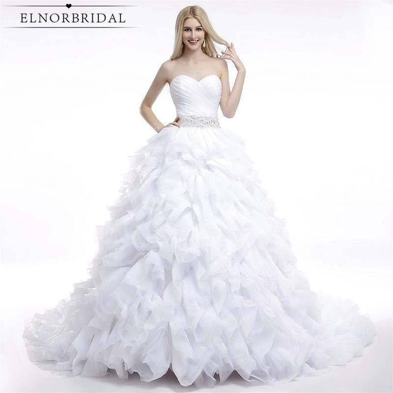 Vintage Ball Gown Հարսանյաց զգեստներ Plus Size 2019 Sweetheart Robe De Mariee Alibaba China China Հարսանյաց զգեստներ կորսետ Վերադառնալ Ձեռագործ