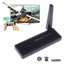 Miracast WiFi Display TV Dongle Media Wireless Receiver 1080P HDMI AirPlay DLNA