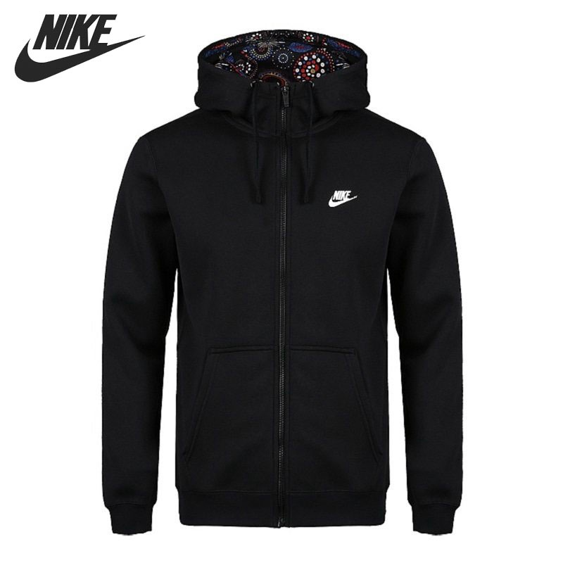 Original New Arrival 2018 NIKE FZ HD CNY PACK Men's Jacket Hooded Sportswear цена
