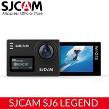 "SJCAM SJ6 serisi SJ6 LEGEND SJ6 Legend hava eylem kamera 4K 2.0 ""dokunmatik ekran uzaktan Full HD Notavek 96660 su geçirmez spor DV"
