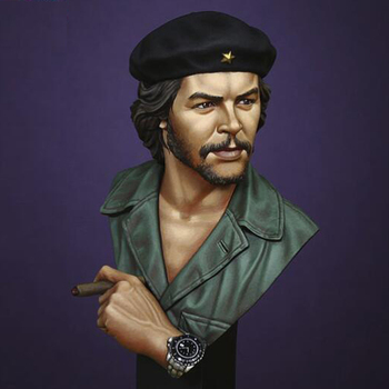 1/10 CHE GUEVARA, Revolutionary leaders of Cuba, historical figure, Resin Model Bust Figura GK,Unassembled and unpainted kit