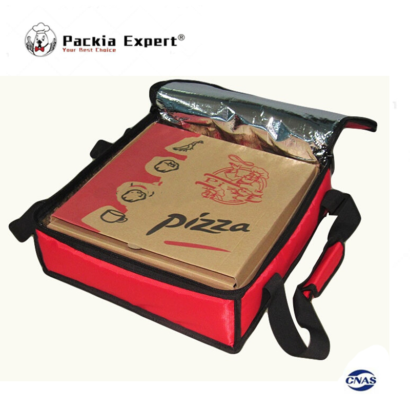 Купить с кэшбэком 2018  New Food delivery bag for Pizza thermal  bag pizza delivery insulation bag PEHS525225