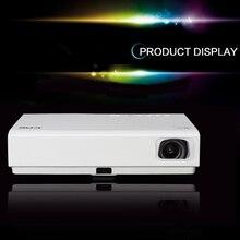 DLP проектор Поддержка 1080x1920 HD затвор 3D видео проектор Android Bluetooth Wi Fi Домашний кинотеатр