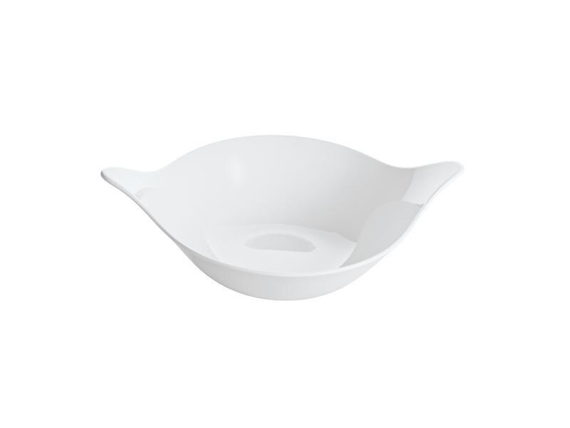 Салатник koziol, LEAF, 40*30 см салатник koziol leaf 40 2 20 28 8 см белый