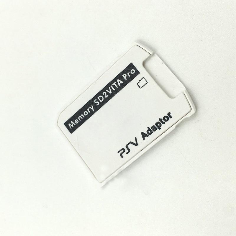 Adaptor V5.0 SD2VITA PSVSD Pro pentru card de memorie micro Vita PS - Jocuri și accesorii - Fotografie 4