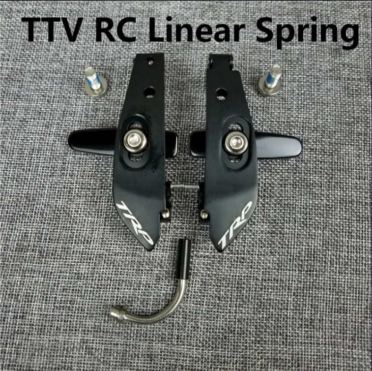 купить TRP TTV Front caliper brake for TT bike road bike front brake time triathlon bicycle parts bike rear caliper brake availabl по цене 4123.21 рублей
