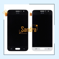 1pcs HH For Sam Sung Galaxy J1 LCD Display J120 J120F J120H Lcd Display With Touch
