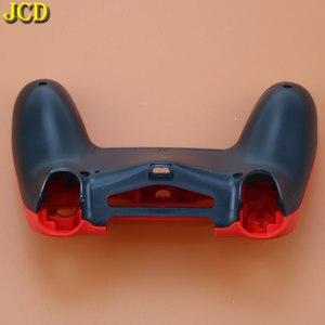 Image 4 - JCD poignée en plastique coque housse pour PS4 Pro mince contrôleur JDS 040 couvercle du boîtier avant coque arrière