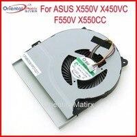 Free Shipping Original SUNON MF60120V1 C181 S9A DC5V 0 40A For ASUS X550V X450VC F550V X550CC