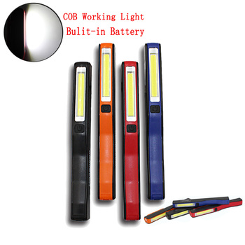 USB Rechargeable LED Flashlight COB Charging Magnetic Pen Clip Hand Torch Lanterna Work Light For Emergency Outdoor Night Light super bright usb charging 36 5 led flashlight work light torch linternas magnetic hook mobile power bank for your phone outdoor