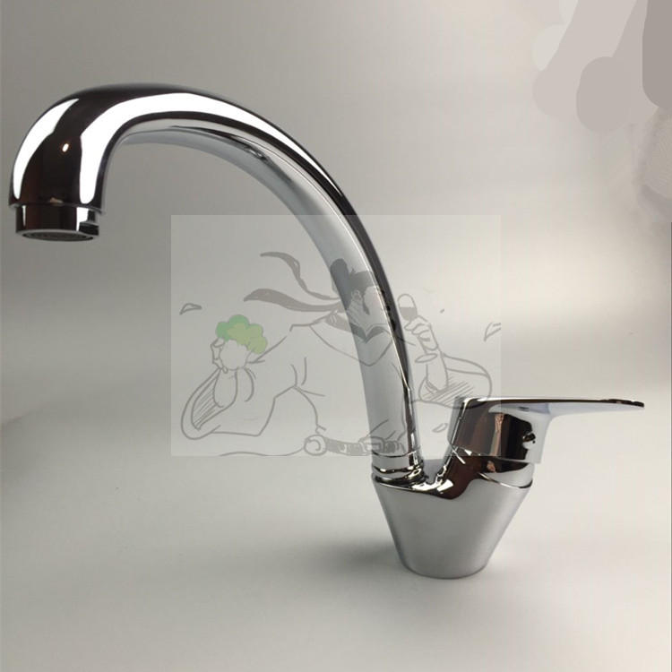 Little Swan ingenuity leading kitchen faucet copper of ordinary ...