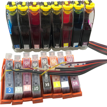 1 Set CISS full ink For Canon CLI42 42 CLI-42  Pixma PRO 100 Printer Ink Cartridge CLI for Pro-100
