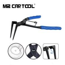 Snap Ring Zange Sicherungsring Zange Crimp Tool Interne Externe Ring Entferner Beibehaltung Reparatur Werkzeug 90 Grad Gebogen Nadel