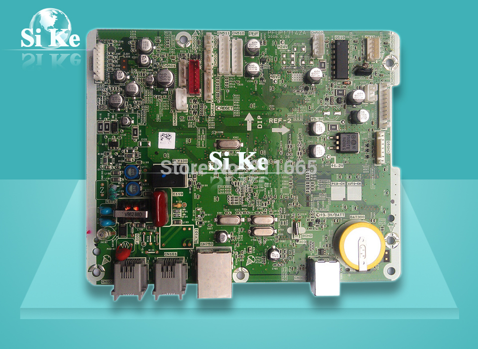 ФОТО Free shipping 100% tested formatter board Main board for Panasonic KX-FLM663 668 663 mainboard ON SALE