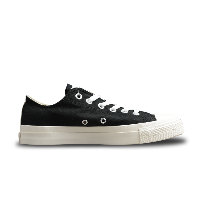 13afef52d50 Converse Skateboarding Shoes For Men And Women Sneakers CDG X Chuck Taylor  1970s HiOX 18SS Sport Black Authentic Unisex 150210C-in Skateboarding from  Sports ...