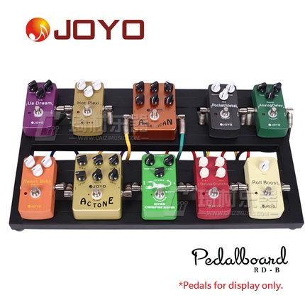 joyo rd b pedalboard in guitar parts accessories from sports entertainment on. Black Bedroom Furniture Sets. Home Design Ideas