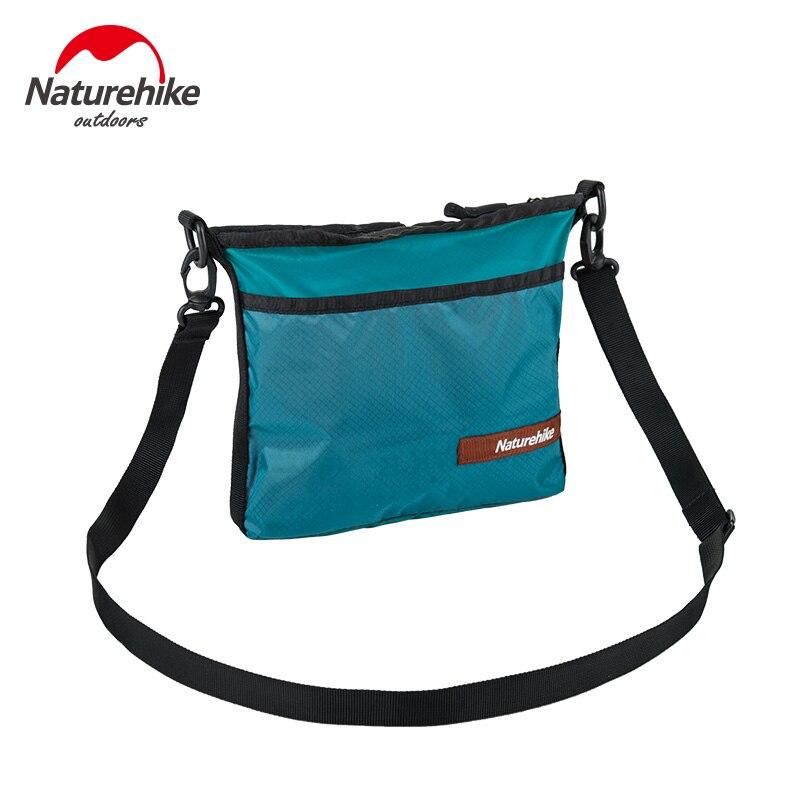 Prix pour Naturehike 20D Nylon Enduit Silicone camping randonnée Sac de Messager Ultra-léger portable multi sac à bandoulière polyvalent
