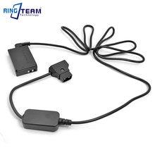 12v p/tap d tap ca ps700 кабель питания + фоторазъем lp e12