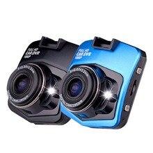 Мини Автомобильный ВИДЕОРЕГИСТРАТОР Видеокамера 1080 P Full HD Автомобиля Парковочный Датчик g-сенсор Даш Cam Ночного Видения, 140 Широкий Угол