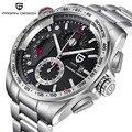 Top Brand Luxury Chronograph Watches Men Waterproof Sport Quartz Watch Male Military Wrist Watch Men Clock reloj hombre