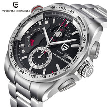 Top Brand Luxury Chronograph Watches Men Waterproof Sport Quartz Watch Male Military Wrist Watch Men Clock