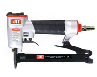 Korea JIT JS1414H Pneumatic Nail Gun Air Stapler Gun Tool Brad Gun U Style Furniture Wood Sofa Work Nailer 10mm16mm SFW08
