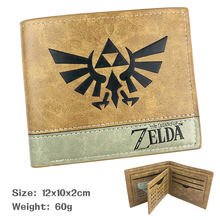 2018 New Limited Polyester Unisex The Legend Zelda Link Short Students A Wallet Quantity Is With Preferential Treatment