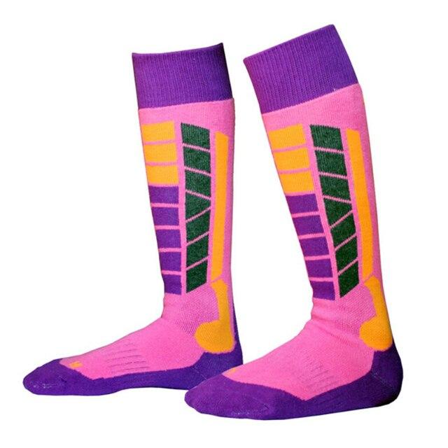 Unisex Kids Ski Socks  1