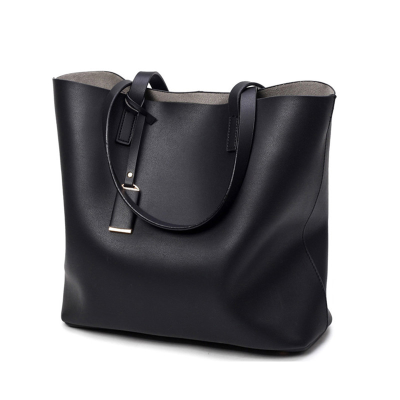 Luxury Composite Bags Handbags Women Famous Brands European and American Style Top-Handle Ladies Shoulder Bag Female Sac A Main european and american style fashion lady genuine leather handbags women famous brands large captain casual tote bags sac a main