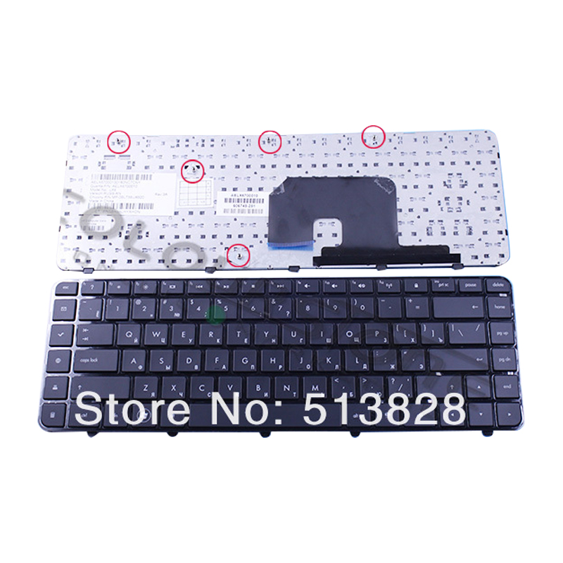 DV6-3000 RU Laptop keyboard for HP Pavilion DV6-3034 DV6-4000 DV6-3035 0KN0-FS1RU13 with frame russian black Notebook keyboardDV6-3000 RU Laptop keyboard for HP Pavilion DV6-3034 DV6-4000 DV6-3035 0KN0-FS1RU13 with frame russian black Notebook keyboard