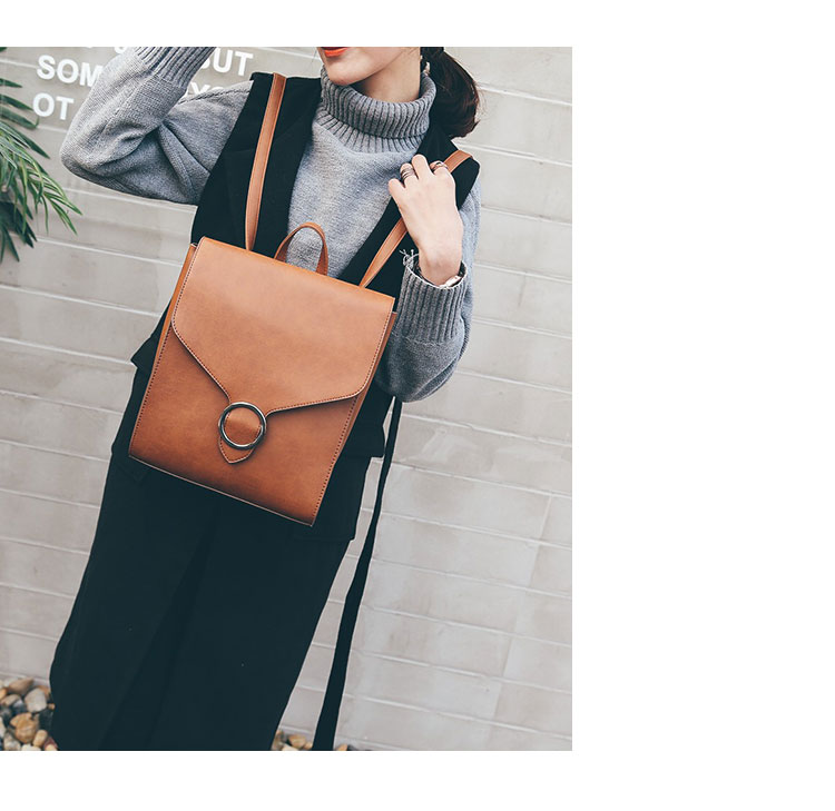 Retro Women's Rucksack Bag 17