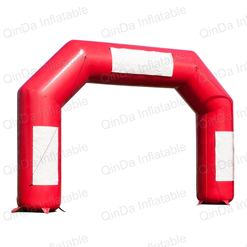 Car race game inflatable entrance arch race events finsh line big archway for outdoor bi ...