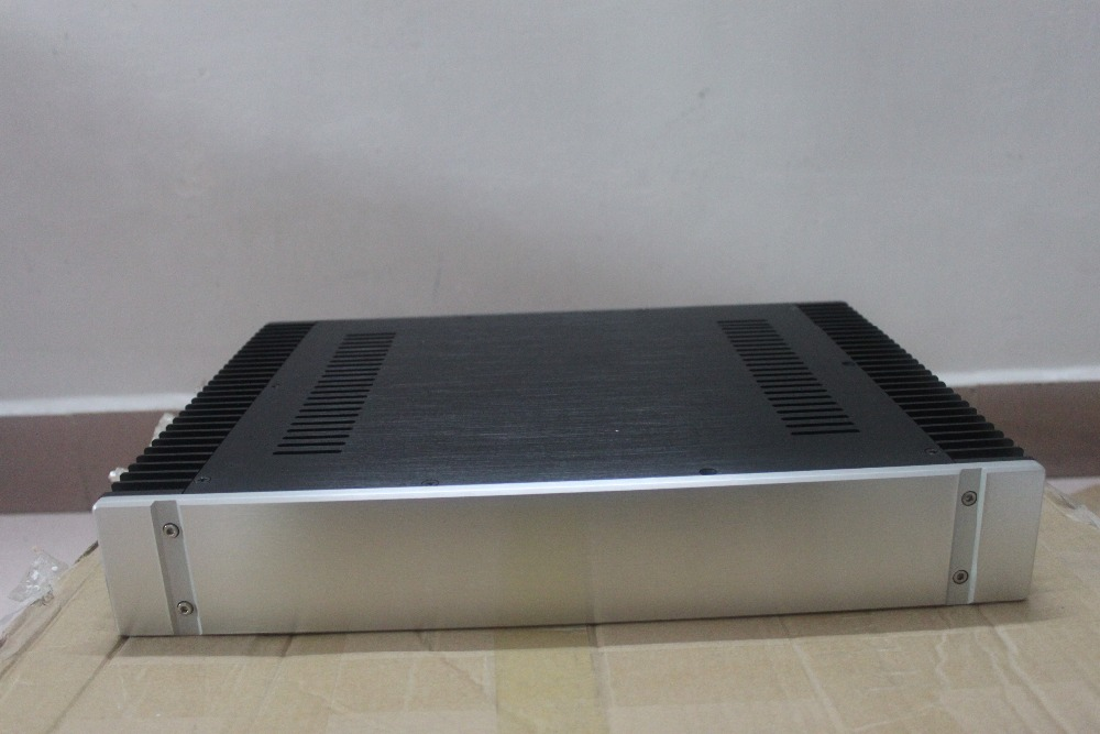 цены  4307 Chassis DAC / preamp chassis / chassis combined machine/home audio DIY amp case size Width 430 Depth 308 Height 70