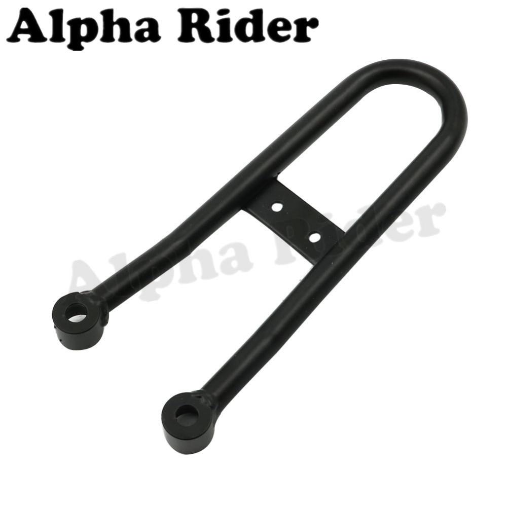 Motorcycle Detachable Backrest Rack Support Sissy Bar Pad Holder Bracket for Harley Street 500 XG500 750 XG750 2015 2016 2017