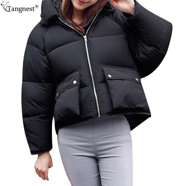 Veste d'hiver femme courte