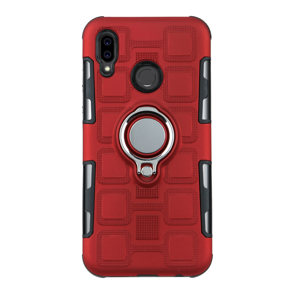 Newest Shockproof Case For Huawei P20 Lite (nova 3e) Case Cover Funda Robot Hybrid Hard Back cover Cases