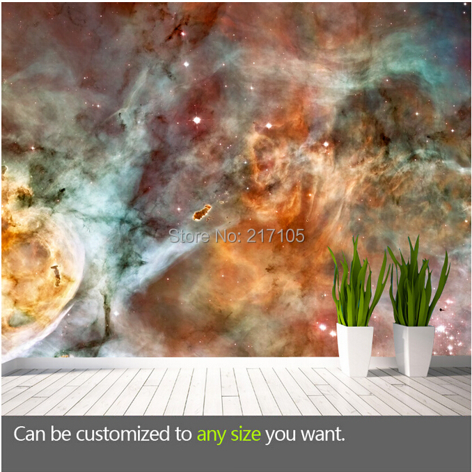 Custom modern wallpaper. Star nebula, 3D wallpaper mural for living room bedroom ceiling wall waterproof vinyl wallpaper custom 3d ceiling wallpaper beautiful sky maple murals for the living room bedroom ceiling wall waterproof wallpaper