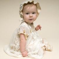 1 Year Baby Girl Dress Princess Girls Tutu Dress Tolddler Kids Clothes Baby Baptism 1st First Birthday Outfits vestido de bebes