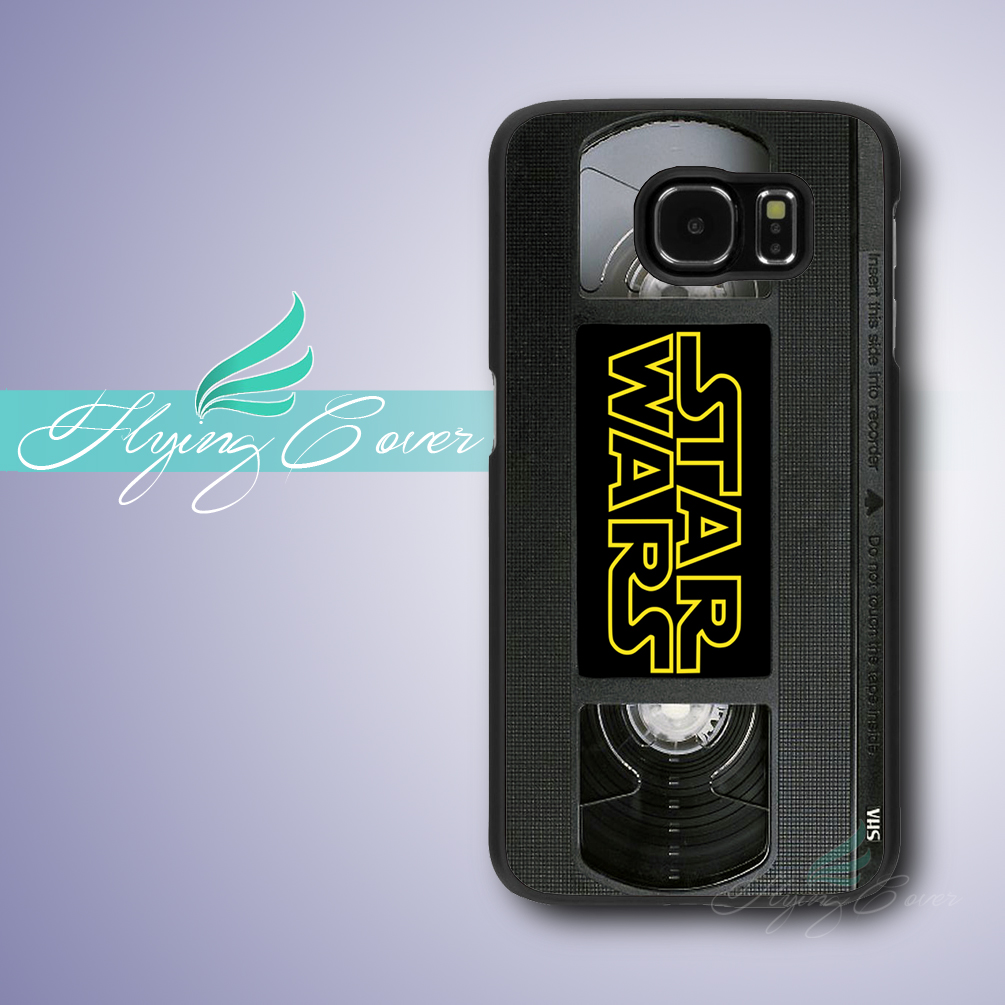 coque capa star wars vhs tape phone cases for samsung. Black Bedroom Furniture Sets. Home Design Ideas