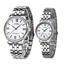 Couple Watch 2018 Mens Watches Top Brand Luxury Quartz