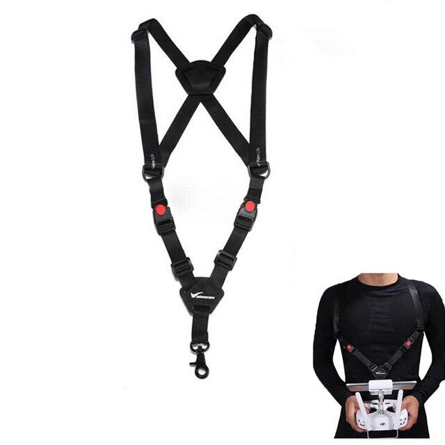 8ab2314653b Shoulder straps remote control Neck Belt Sling For DJI Phantom 2 3 4 Mavic  Pro Air Spark mavic 2 zoom pro Drone Accessories