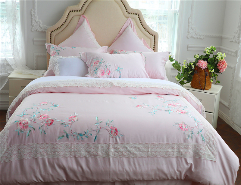 60s High Quality Egypt Cotton Fabric Thread Count So That Feel Silky Smooth And Soft Exquisite Ility Comfortable Breathable The Can Not