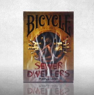 Bicycle Sewer Dwellers playing cards magic tricks magic props ...