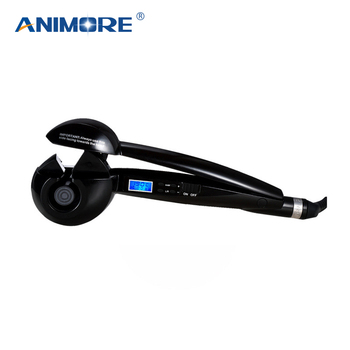 ANIMORE LCD Screen Automatic Curling Iron Heating Hair Care Styling Tools Ceramic Wave Hair Curl Magic Hair Curler CI-01 1