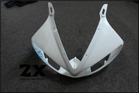 Complete Fairings For Upper Front Head Fairing Cowl Nose Cowl For YAMAHA YZF R1 YZF R6S 2003 2005 unpainted ZXMT
