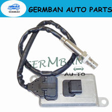 Newly Quality 5801754016 Nitrogen Oxide Nox Sensor for IVECO Catalytic 5801443021 5WK9 6733 5WK96733B 5WK96733A 5WK9 6733A(China)