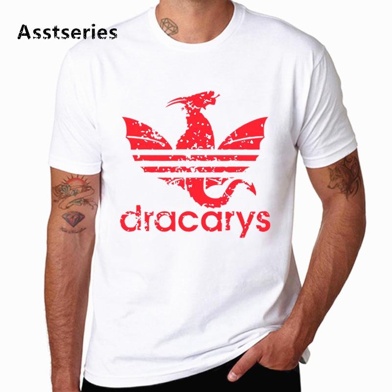 Dracarys Game Of Thrones Arya Stark Not Today   T  -  Shirt   Vintage   T     shirt   Camisetas hombre Tshirt Men Clothing HCP4575