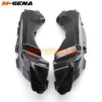Motorcycle Air Intake Tube Duct Cover Fairing For GSXR600 GSXR750 GSXR 600 750 K11 2011 2015 2012 2013 2014 11 12 13 14 15