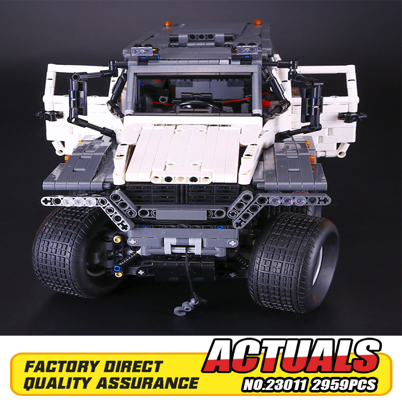 NEW LEPIN 23011 technic series 2816pcs Off-road vehicle Model Building blocks Bricks kits Compatible 5360 boy brithday gifts